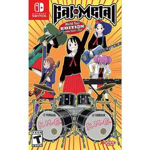 Gal Metal World Tour Edition - Nintendo Switch