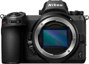 Nikon - Z7 Mirrorless 4k Video Camera (Body Only) - Black