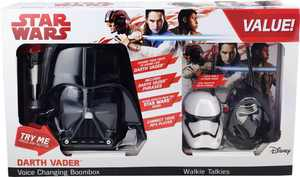 Star Wars - Darth Vader Boombox - Black