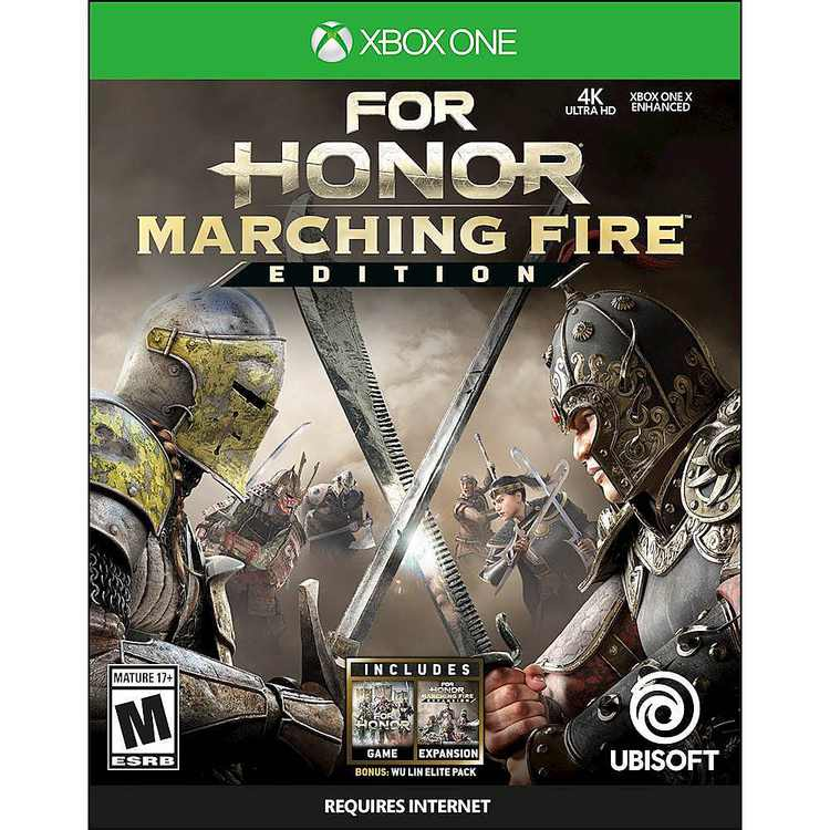 For Honor Marching Fire Edition - Xbox One