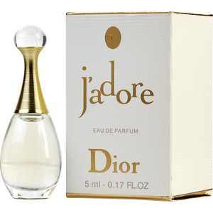 Jadore Eau De Parfum .17 Oz Mini By Christian Dior