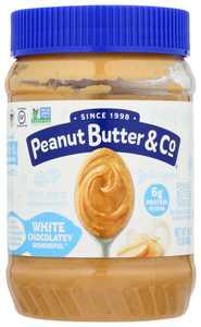 Peanut Butter And Co Peanut Butter White Chocolate Wonderful, 16 Oz
