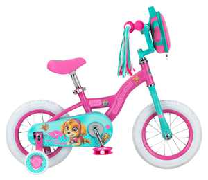 Nickelodeon's PAW Patrol: Skye Sidewalk Bike, 12 inch wheels, ages 2 to 4, pink