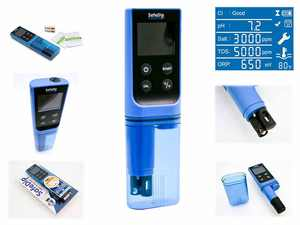 Solaxx MET20A SafeDip 6 in 1 Electronic Test System