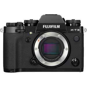 Fujifilm - X Series X-T3 Mirrorless Camera (Body Only) - Black