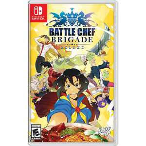Battle Chef Brigade Deluxe - Nintendo Switch
