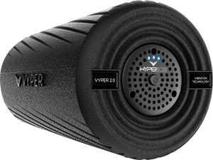 Hyperice - Vyper 2.0 Vibrating Fitness Roller - Black