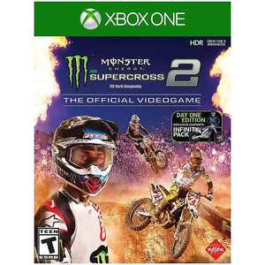 Monster Energy Supercross - The Official Videogame 2 Day 1 Edition - Xbox One