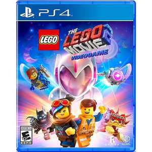 The LEGO Movie 2 Videogame - PlayStation 4, PlayStation 5