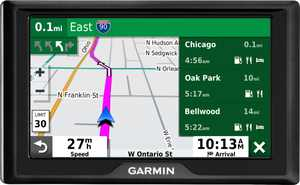 "Garmin - Drive 52 5"" GPS - Black"