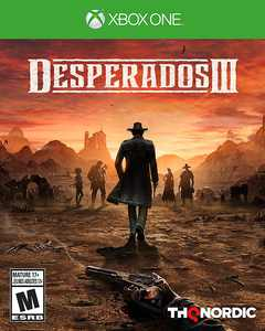 Desperados III Standard Edition - Xbox One