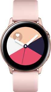 Samsung - Galaxy Watch Active Smartwatch 40mm Aluminum - Rose Gold