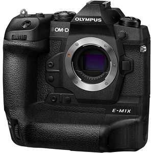 Olympus - OM-D E-M1X Mirrorless Camera (Body Only) - Black