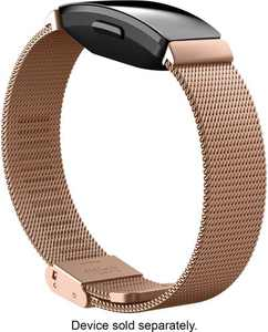 Watch Strap for Fitbit Inspire - Rose Gold