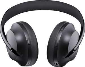 Bose - Headphones 700 Wireless Noise Cancelling Over-the-Ear Headphones - Triple Black
