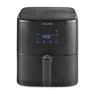 Kalorik - 5.3qt Digital Air Fryer XL - Black