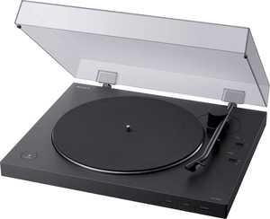 Sony - Bluetooth Stereo Turntable - Black