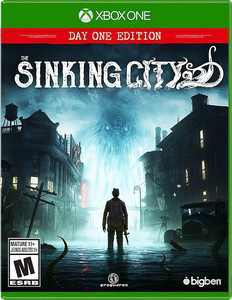 The Sinking City Day 1 Edition - Xbox One