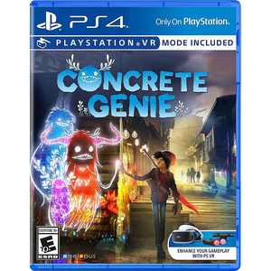 Concrete Genie - PlayStation 4, PlayStation 5