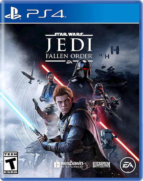 Star Wars: Jedi Fallen Order - PlayStation 4, PlayStation 5