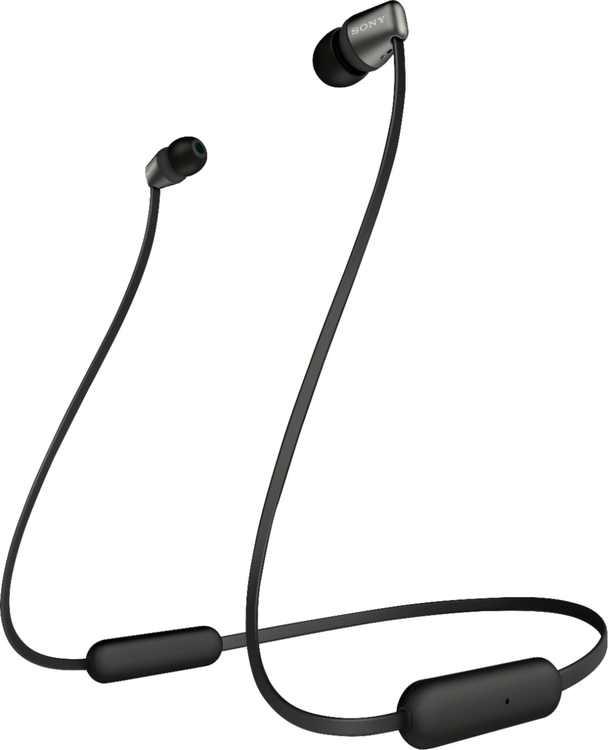 Sony - WI-C310 Wireless In-Ear Headphones - Black