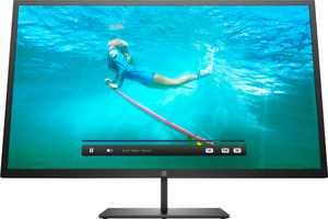 "HP - Pavilion 32"" LED QHD Monitor (DisplayPort, HDMI) - Black"