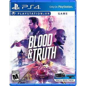 Blood & Truth - PlayStation 4, PlayStation 5