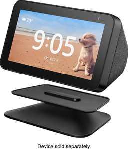 Amazon - Echo Show 5 Adjustable Stand - Black