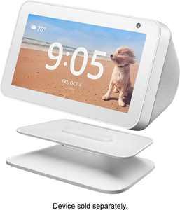 Amazon - Echo Show 5 Adjustable Stand - Sandstone