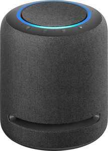 Amazon - Echo Studio Smart Speaker with Alexa - Charcoal