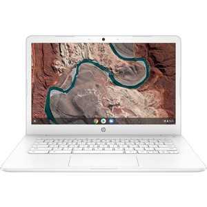"HP - 14"" Touch-Screen Chromebook - AMD A4-Series - 4GB Memory - AMD Radeon R4 - 32GB eMMC Flash Memory - Snow White"