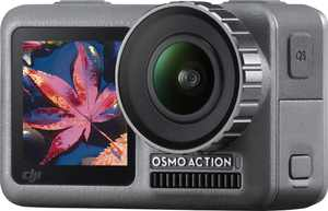 DJI - Osmo Action Camera - Gray