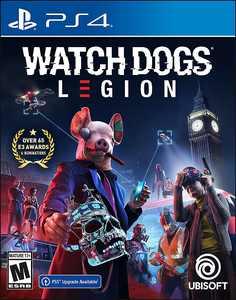 Watch Dogs: Legion Standard Edition - PlayStation 4, PlayStation 5