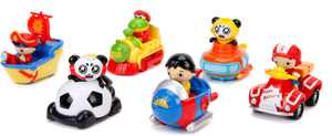 "Ryan's World - 3.5"" Racer Toy Vehicle - Styles May Vary"