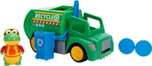 Ryan's World - Gus' Recycle Truck - Blue/Green/Black/Orange