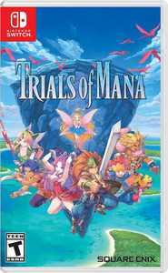 Trials of Mana Standard Edition - Nintendo Switch