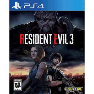 Resident Evil 3 Standard Edition - PlayStation 4, PlayStation 5