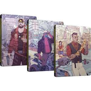 WB Games - SteelBook Cyberpunk 2077 case - Styles May Vary