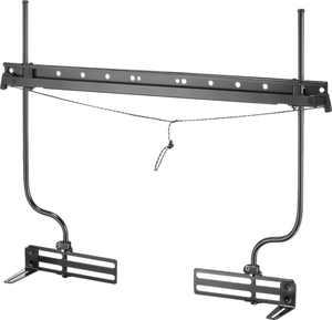 Rocketfish - Universal Soundbar Mounting System - Black