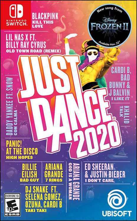 Just Dance 2020 Standard Edition - Nintendo Switch