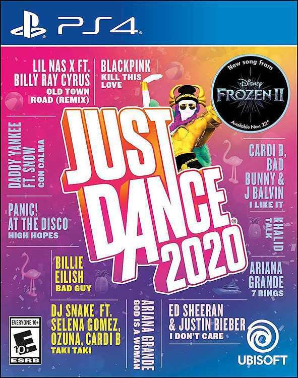 Just Dance 2020 Standard Edition - PlayStation 4, PlayStation 5