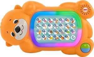 Fisher-Price - Linkimals A to Z Otter - Orange