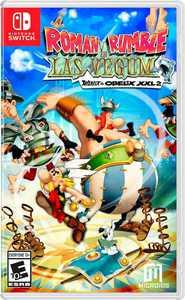 Roman Rumble in Las Vegum: Asterix & Obelix XXL 2 - Nintendo Switch