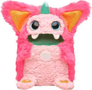 Rizmo - Interactive Plush Toy - Berry