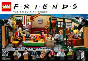 LEGO - Ideas Central Perk 21319