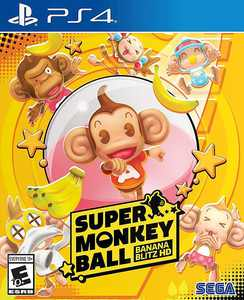Super Monkey Ball: Banana Blitz HD - PlayStation 4, PlayStation 5