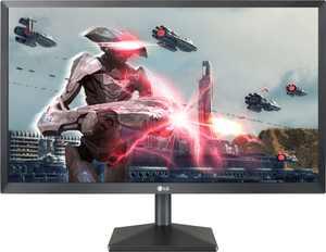 "LG - 24"" IPS LED FHD FreeSync Monitor (HDMI, VGA) - Black"