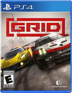 GRID Standard Edition - PlayStation 4, PlayStation 5