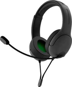 Afterglow - LVL 40 Wired Stereo Gaming Headset for Xbox One - Gray