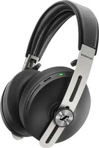 Sennheiser - MOMENTUM Wireless Noise-Canceling Over-the-Ear Headphones - Black
